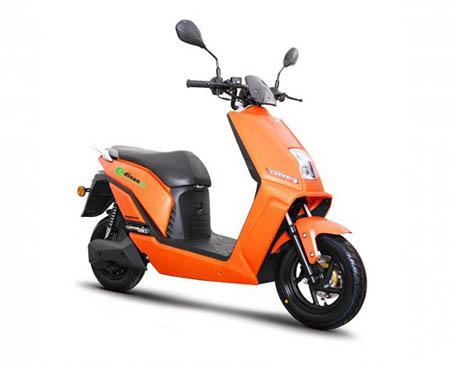 ηλεκτρικό scooter